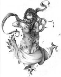 Matilda the Magician by sashas