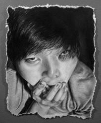 Tear You Apart.. by hartie by PortraitPencilArt