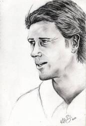 Glenn by kr-ss by PortraitPencilArt
