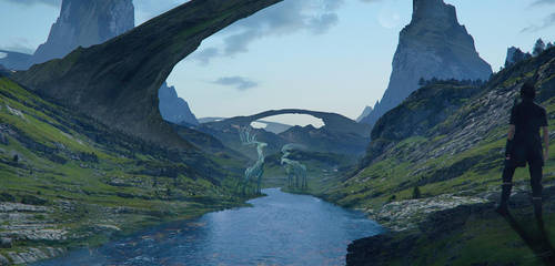 Final Fantasy XV : Wanderlust by Pyrogas-Artworks
