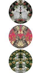 Abstract Prints by Zala02Creations by Zala02Creations
