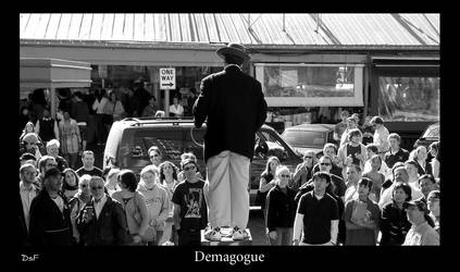 Demagogue or 'The One Way' by Lamediel