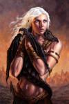 Daenerys Targaryen by Michael-C-Hayes