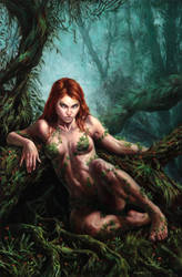 Poison Ivy by Michael-C-Hayes