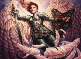 Angelic Accord by Michael-C-Hayes