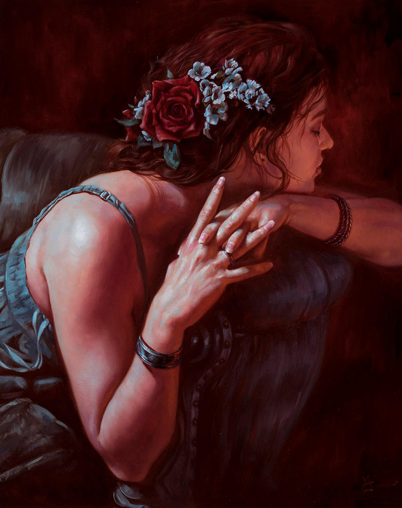 Crimson by Michael-C-Hayes