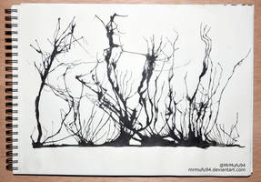 Ink forest by MrMufu94
