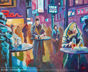 Bibi's Bar by Art-deWhill