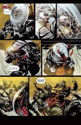 False Gods Heavy Metal Mag 3 by moramike