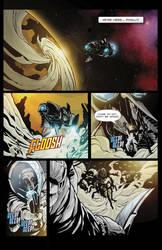 False Gods Heavy Metal Mag 4 by moramike
