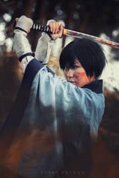 Seta Soujiro - The Tenkan by hoangversus