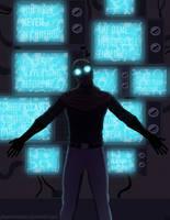 Incredibles 2 - Beware the Screenslaver by PhantomSkyler