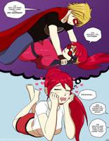 RWBY: Red Huntress in Peril (?) by PhantomSkyler
