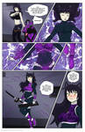 Commission - Blake Transformation Comic by PhantomSkyler