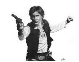 Han Solo by slan-12