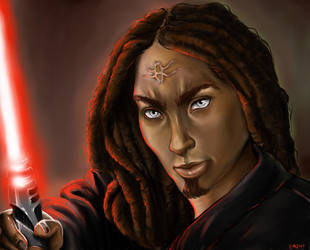 .Mark of the Sith. by Lii-chan