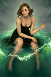 .Ocean of Lies. by Lii-chan