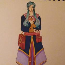 Avsalom King of the Western realms by Avathae-Mangaka