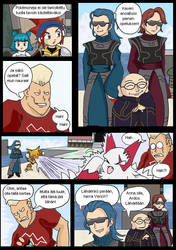 Pokemon XD comic, page 18 by Teejii