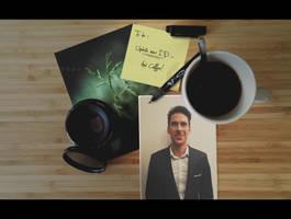 ID and Coffee by manujambeau