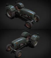 Custom KL2 Diesel by betasector