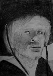 Klaus Kinski by Solty88