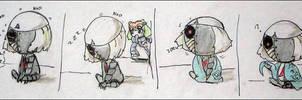 Sleepy Zoruru Comic by Windymon