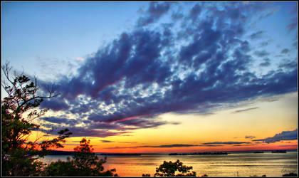 Ontario Sunset by Erael71
