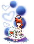 Princess tutu Fan art#3 - Secret Love by Leonorie
