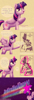 And That's How the Fillypines was Named. by Pshyzomancer