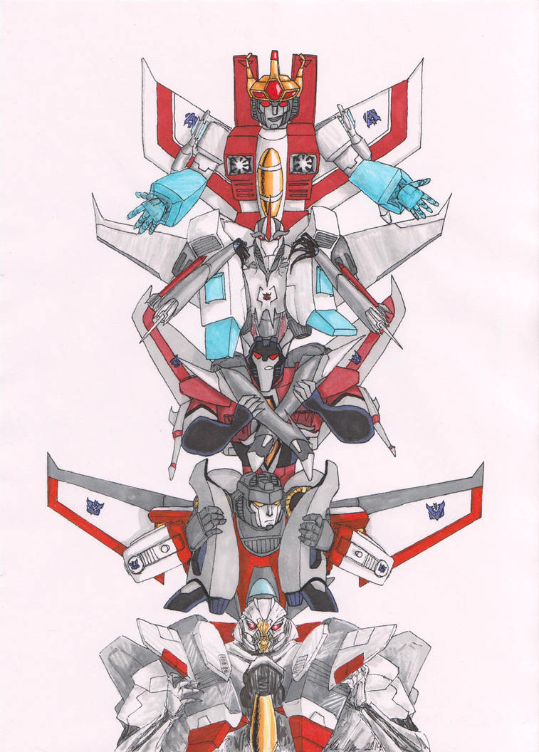 I, Starscream, am now your leader by Moonlily5