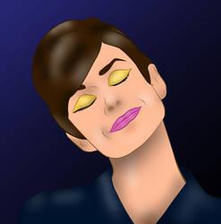 Audrey Hepburn II by Daan1302