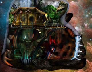 Ettin Jungle Metaroom by Daan1302