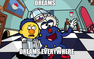 DREAMS by K1NG-KR3B