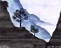 Azure Mist by boranami