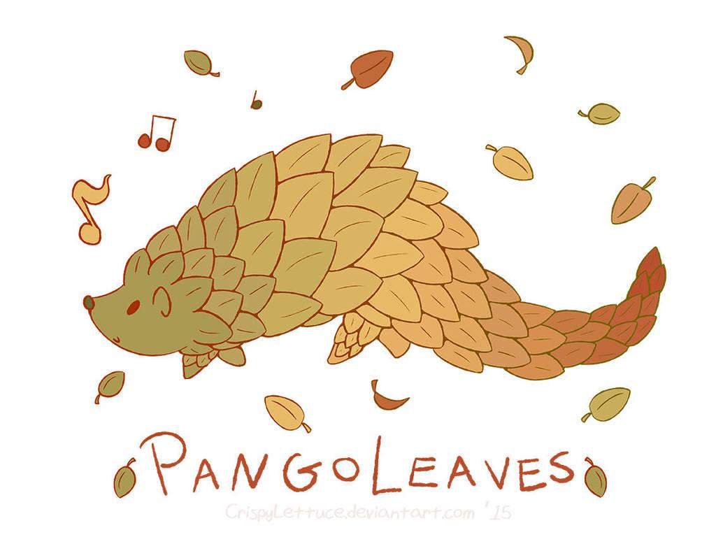 PangoLeaves by CrispyLettuce