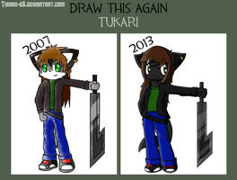 - Draw this again - Tukari 2007 - 2013 by Tukari-G3