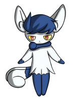 - Pokemon PS - Kitty the Meowstic by Tukari-G3