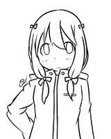 Digital Sketch - Sagiri-chan by Tukari-G3