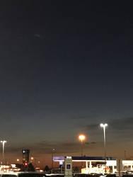 Beautiful Night Sky by DarkLadyShadow
