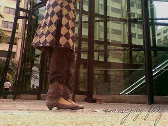 checkers girlpunk by emmejay-fwz