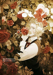 Under the Rose by BlackDahlia0111