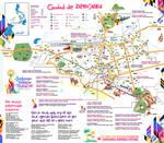 Zamboanga Hermosa 2016 Festival Map by resurrect97