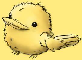 Hibird by Tsukix33