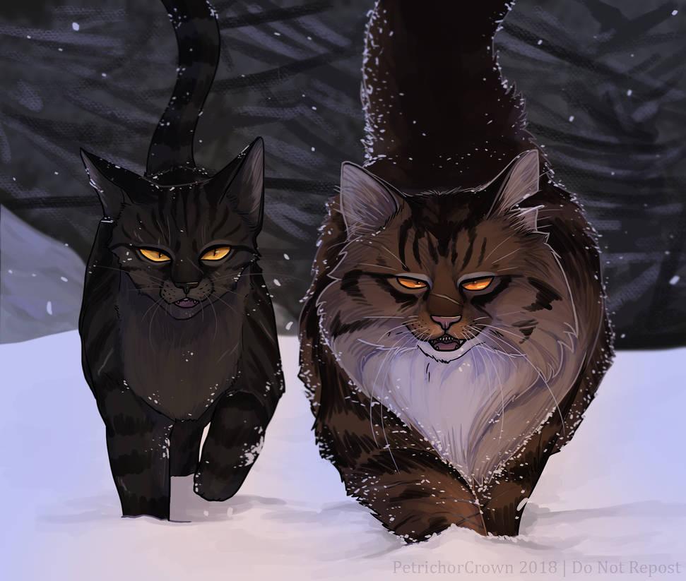 Winter Patrol by Prince-Petrichor
