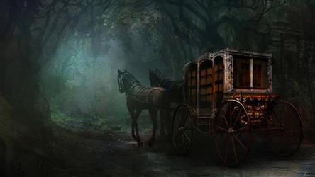 Carriage by Vitaj