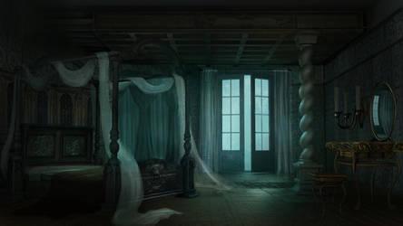 Bedroom by Vitaj