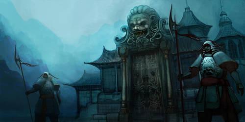 Guardians by Vitaj