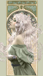 Nouveau Beauty by Darkpurity-official