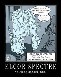 MASS EFFECT 2 - Elcor Spectre by MiGo-Go
